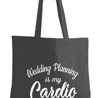 Bride Tote Bag - Wedding Planning Tote