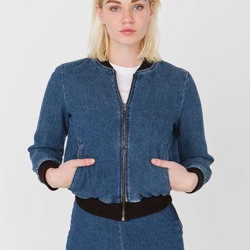 rsadm315 - Angeleno Denim Jacket