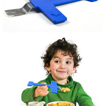 AIRFORK ONE Kids' Airplane Fork