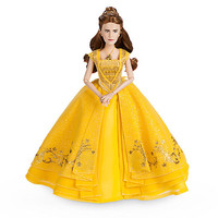 Disney Store Beauty and the Beast Live Action Film Belle Doll New with Box