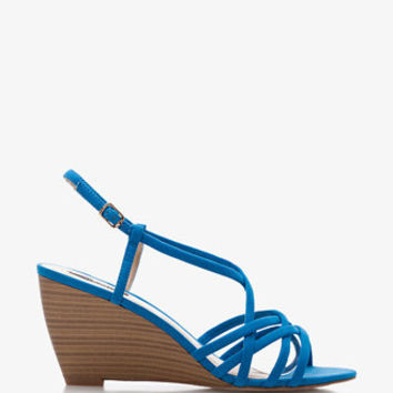 Runaround Wedge Sandals