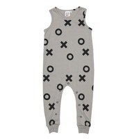 Sleeveless Romper Suit - Minou Kids