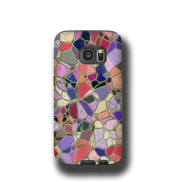 Slate Stone Mosaic iPhone SE case Samsung Galaxy S7 iPhone 6s case iPhone 5s case iPhone 5c Galaxy S7 Edge Galaxy Note 5 galaxy S4colored
