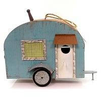 Home & Garden Birdhouse Camper Bird House