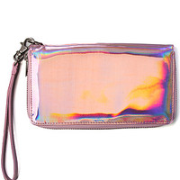 Cheap Monday Wallet Foil in Rainbow