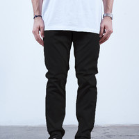 Black | Chino Slim Fit