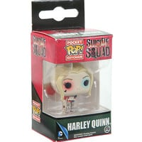 Funko Suicide Squad Harley Quinn Pocket POP! Key Chain