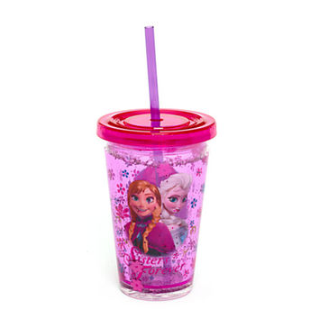 Disney Frozen Waterfill Tumbler With Straw | Disney Store