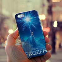 Disney Frozen Elsa 2 Case for Iphone 4, 4s, Iphone 5, 5s, Iphone 5c, Samsung Galaxy S3, S4, S5, Galaxy Note 2, Note 3.
