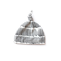 Organic Baby Knotted Hat Cal Stroke