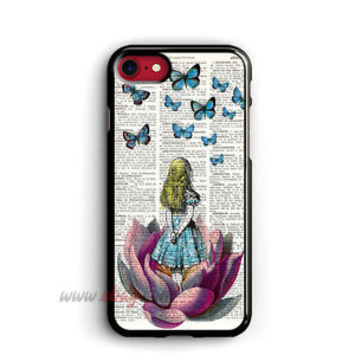 Alice in Wonderland iPhone Cases Disney Samsung Galaxy Phone Case iPod cover