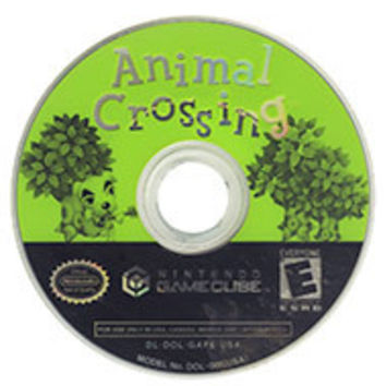 Animal Crossing for the Gamecube (Disc Only!)