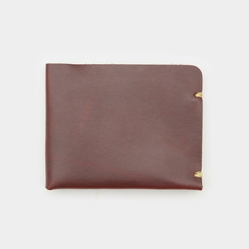McGraw Wallet - Tan