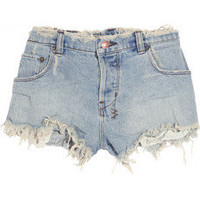 Ksubi | Albuquerque cut-off denim shorts | NET-A-PORTER.COM