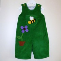 Handmade Bumble Bee Playsuit  on Luulla