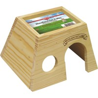 Kaytee Woodland Get-A-Way Medium Hamster House