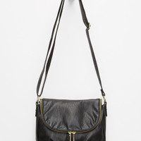 T-SHIRT & JEANS Midnight Hour Zip Crossbody Bag | Handbags