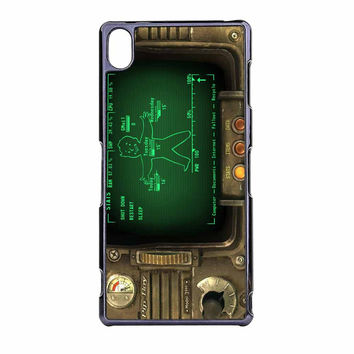 Pipboy 3000 Fallout Sony Xperia Z3 Case