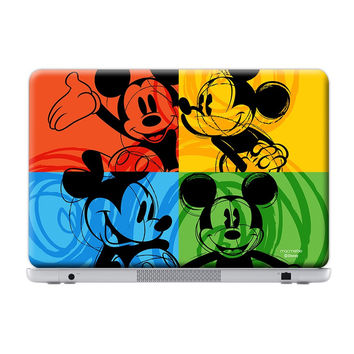 Shades of Mickey Mouse - Skin for Lenovo Thinkpad T430