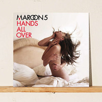 Maroon 5 - Hands All Over LP - Urban Outfitters