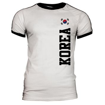 World Cup Korea Mens Soccer Jersey T-Shirt