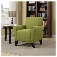 You should see this Sasha Arm Chair in Green on Daily Sales!