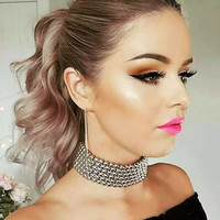 Taliah Choker Necklace