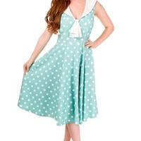 Retro Pin up 1950's Style Dress