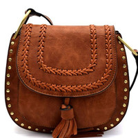 Braided bag