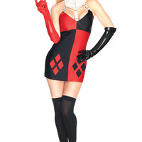 DC Super Villains Harley Quinn Costume
