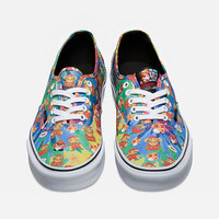 VANS x Nintendo Super Mario Bros. Authentic Shoes | Sneakers