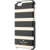 kate spade new york - Hybrid Hard Shell Case for Apple® iPhone® 6 - Black/Cream