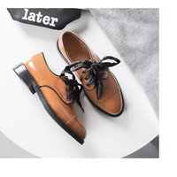 Buy MIAOLV Bow Oxfords | YesStyle