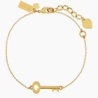 CHARMING key to my heart bracelet - kate spade new york