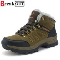 New Men Boots for Winter / Snow Boots