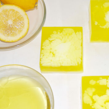 Citrus (Aloe Vera + Olive Oil) Facial Soap