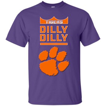 Clemson Tigers : Dilly Dilly : Tigers : G200 Gildan Ultra Cotton T-Shirt