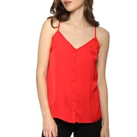 Robertson & Rodeo Button Up Cami