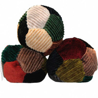 Patchwork Hacky Sack on Sale for $3.99 at HippieShop.com