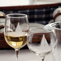 sailboat wine glasses