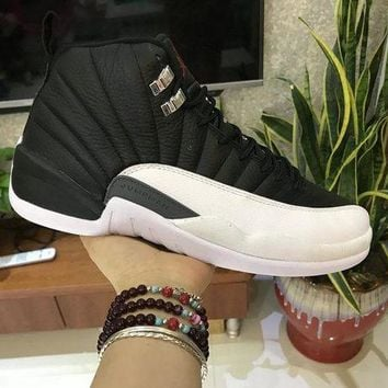 Air Jordan 12 Retro Playoff AJ12 130690-001