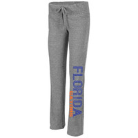 Florida Gators Ladies Boulder Tri-Blend Pants - Ash