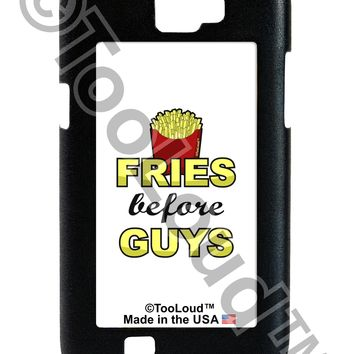 Fries Before Guys Galaxy Note 2 Case  by TooLoud