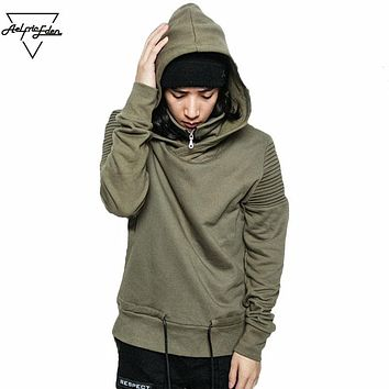 Aelfric Eden Brand Men's Loose Lace Hoodie