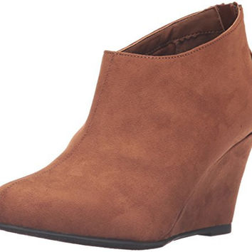 CL BY CHINESE LAUNDRY WOMENS VIA SUPER SUEDE BOOT, WHISKEY, 7.5 M US
