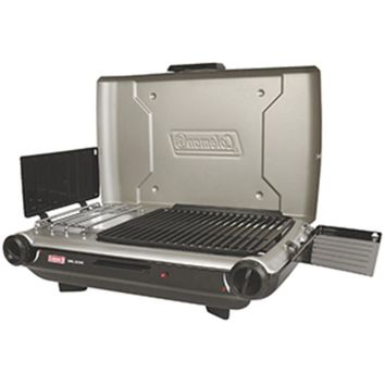 Coleman PerfectFlow™ Portable Camp Propane Grill