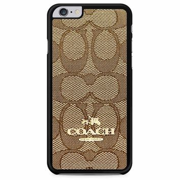 Coach Logo 2 iPhone 6 Plus/ 6S Plus Case