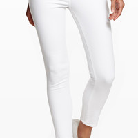 DL1961 Florence Cropped Jeans in Porcelain