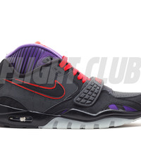 "air trainer sc 2 prm qs ""megatron"" - anthrct/blk-chllng rd-crt prpl 
