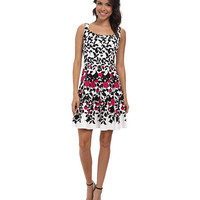 Nine West Blooming Vine Tank Dress